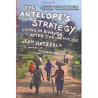 Stratégie de l'antilope du Tibet: vivant au Rwanda après le génocide