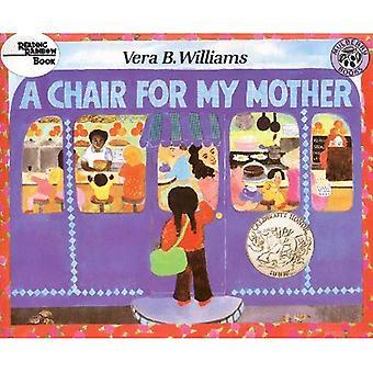 Krzesło dla mojej matki (tęcza czytanie książek