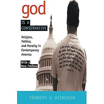 Jumala on konservatiivinen: uskonto, politiikka ja moraali nyky-Amerikassa