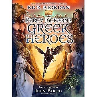 Percy Jacksons grekisk hjältar