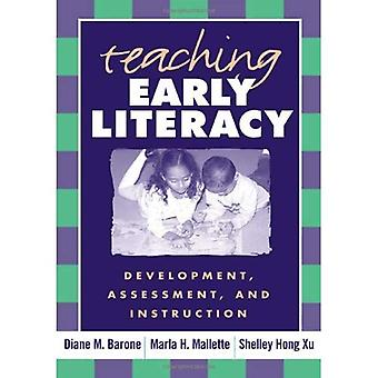 Alphabétisation précoce d'enseignement: Développement, évaluation et l'enseignement