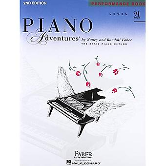 Piano Adventures, Level 2A, Performance Book