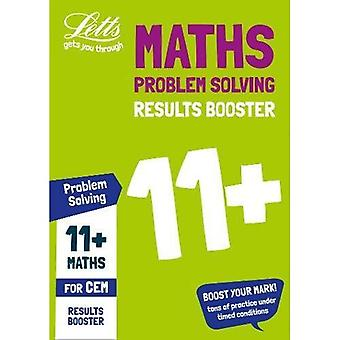 11+ Problem Solving Results� Booster for the CEM tests: Targeted Practice Workbook (Letts 11+ Success) (Letts 11+ Success)