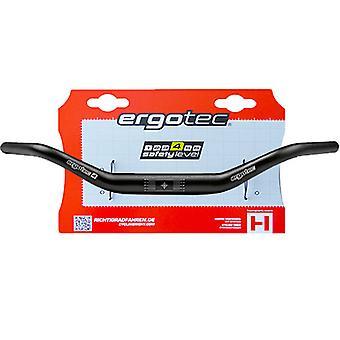 Support de guidon Ergotec Moon Cruiser (ALU) / / 31,8 mm (niveau de sécurité 4)
