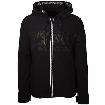 Moose Knuckles University Lightweight Hooded Jacket