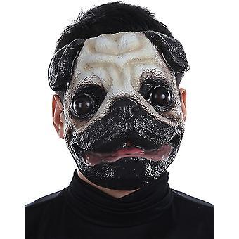 Pug plast ansigtsmaske