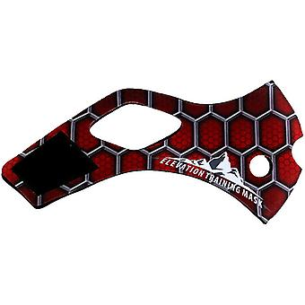 Elevation Training Mask 2.0 Spider Sleeve - Red