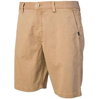 Rip Curl Traveller Chino Shorts in Beige