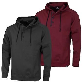 Adidas Golf mens Adicross gebonden UPF 50 + zachte stretch hoodie