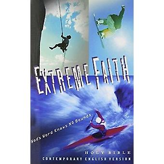 Extreme Faith Youth Bible-CEV by American Bible Society - 97815851606