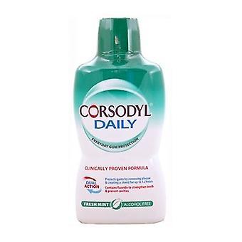 Corsodyl dagelijks mondwater