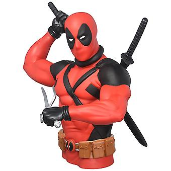Coin Bank - Marvel - Deadpool New Toys Licensed 68636