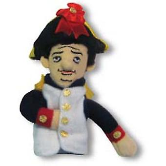 Finger Puppet - UPG - Napoleon Soft Doll Toys Gifts Licensed New 0295