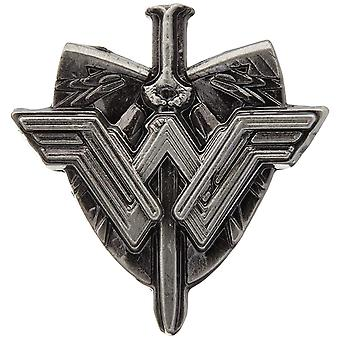 PIN-DC Comics-Wonder Woman zwaard & Shield logo tinnen nieuwe 45748