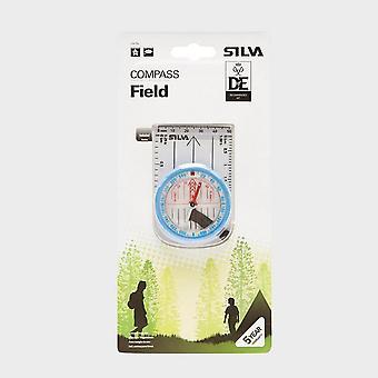 New Silva Walking Hiking Navigation Field Compass Clear