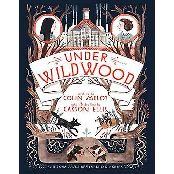 Under Wildwood by Colin Meloy - Carson Ellis - 9780062024732 Book