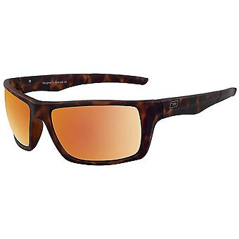 Dirty Dog Primp Satin Sunglasses - Brown Tort/Gold