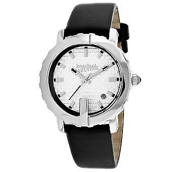 Jean Paul Gaultier Damen's klassische weiße Zifferblatt Uhr - 8500515