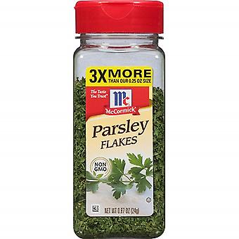 McCormick Parsley Flakes Value Size