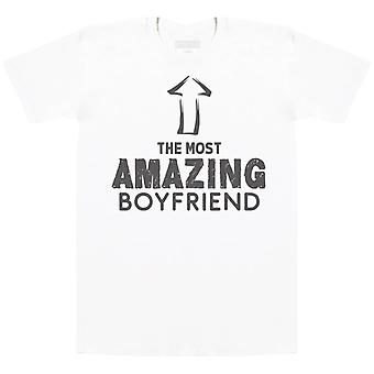 The Most Amazing Boyfriend - Mens T- Shirt