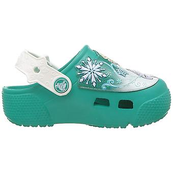 Kids Crocs Girls Frozen Slip On Clogs