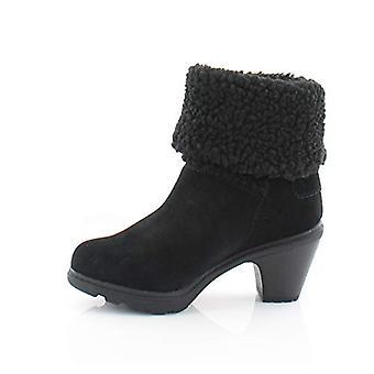 آن كلاين المرأة & s حصاد الطقس البارد أحذية الأسود 5.5M