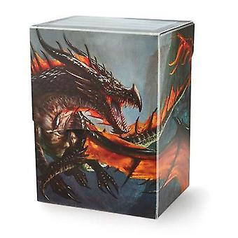 Dragon Shield Deck Shell-Amina NonGlare mat sort Limited Edition