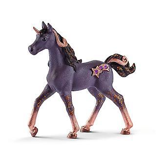 Schleich Bayala Moon Unicorn Foal Toy Figure (70580)