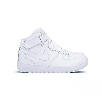 Modo baloncesto Nike Air Force 1 Mid (PS) Blanco