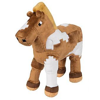 Minecraft, stuffed animal/plush toy-horse