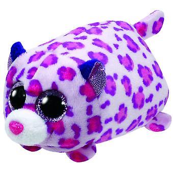 TY Olivia The Pink Leopard Teeny TY