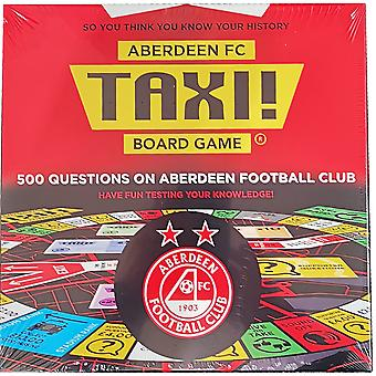 Taxi Board Game Aberdeen FC by Taxi Game Ltd