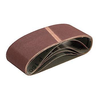 Sanding Belt 75x480mm 5pk - 150 Grit