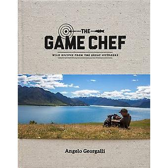 Game Chef by Angelo Georgalli