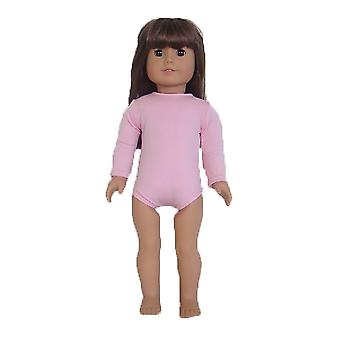 "18"" Doll Clothing Pink Dance Leotard"