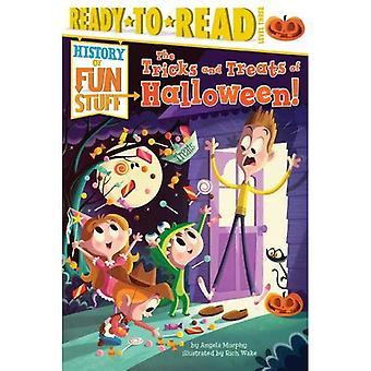 Die Tricks and Treats von Halloween! (Geschichte der Fun Stuff)