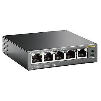 Desktop Switch TP-Link SG1005P LAN PoE Grey