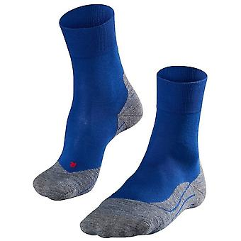Falke Running 4 strumpor-atletisk blå