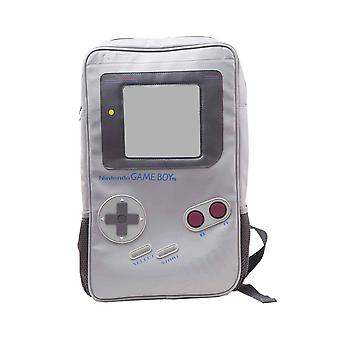 Game Boy Backpack console Shaped new Official Retro Gamer Nintendo grey