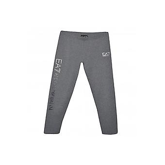 EA7 Girls Grey Leggings