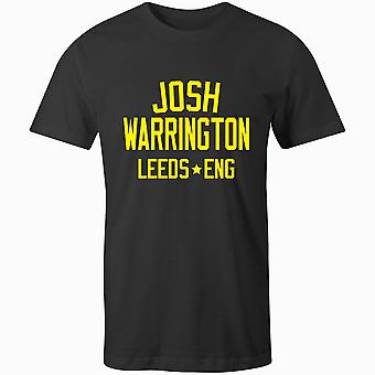 Josh Warrington boksing Legend T-skjorte