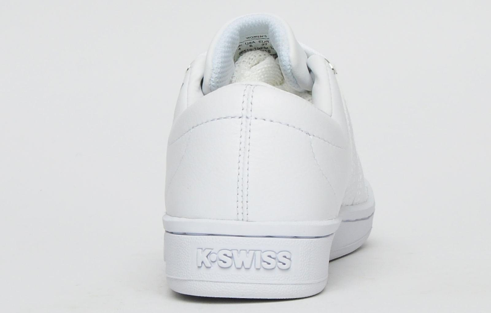 K Swiss Classic 88 Bl Hvit / Rød Blå