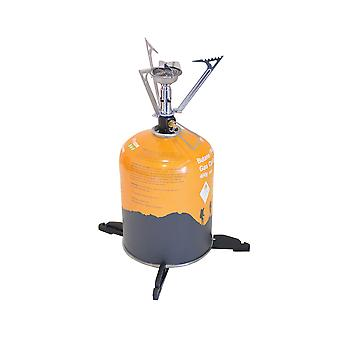 Yellowstone Gas Canister Stand with Space Saving Pegs