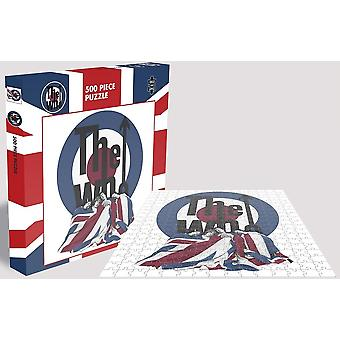 The Who The Kids Are Alright 500 pc jigsaw puzzle 410mm x 410mm (ze)
