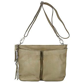 Legend BAISO-A Women's Green shoulder bag (Green (jungle green 0139)) 7x23x30 cm (B x H x T)