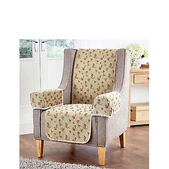 Chums Rose Tapestry Furniture Protectors Chair or Sofas 2 or 3 Seats