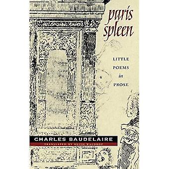Parijs milt: Kleine gedichten in proza (Wesleyan poëzie)