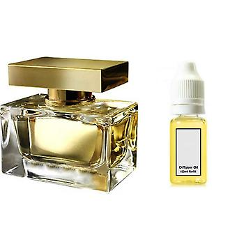 D&G The One For Her Inspired Fragrance 100ml Refill Essential Diffuser Oil Burner Scent Diffuser
