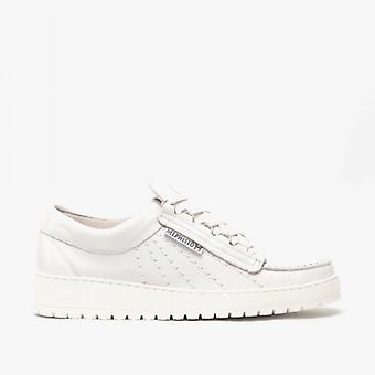 Mephisto Rainbow Mens Leather Originals Shoes White