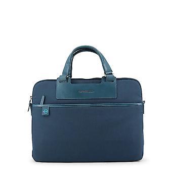 Piquadro الأصلي الرجال كل سنة حقيبة - اللون الأزرق 32644